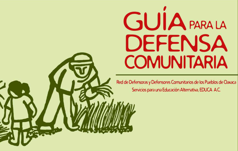 guia defensa comuniaria